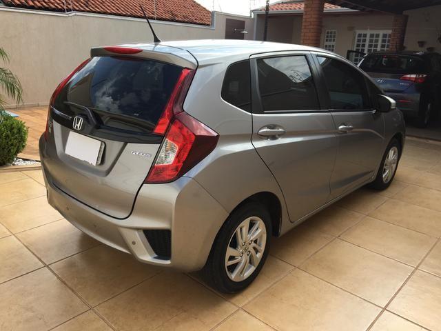 Honda fit lx automático IPVA 2020 PAGO - Foto 2