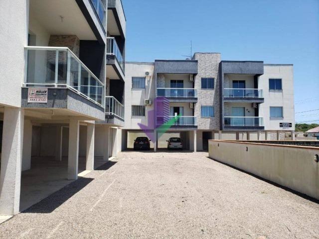 Apartamento frente mar para temporada em Itapoá SC
