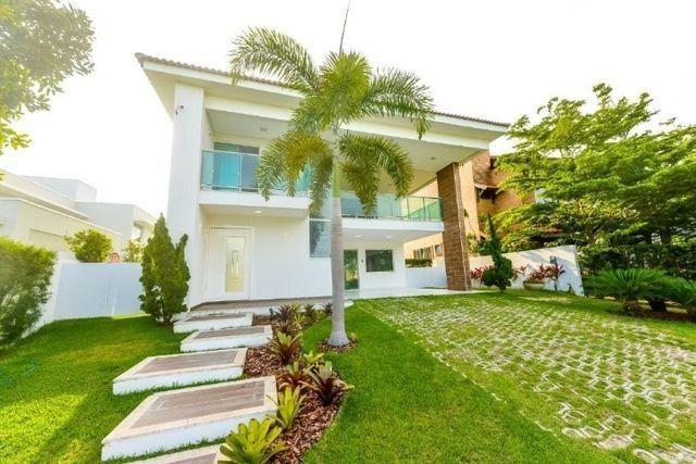 Casa duplex 4 quartos Alphaville Porto das Dunas - Foto 13