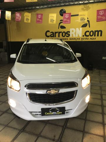 Spin LTZ 1.8 2018 completo 7 lugares manual