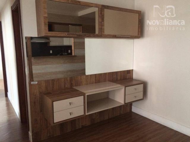 Apartamento com 3 quartos para alugar, 85 m² por R$ 1.500/mês - Itapuã - Vila Velha/ES - Foto 7