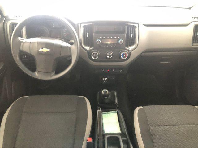 S10 4x4 a diesel 2019 a mais no RN, carro para clientes exigente. Garantia de 2 anos - Foto 11