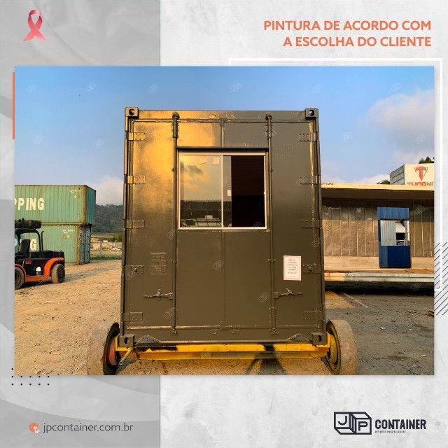 Container Alojamento Casa para Campo 30m² - Foto 6
