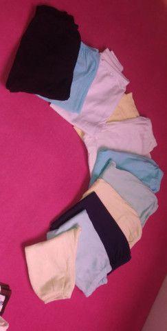 Lote roupas de bebê
