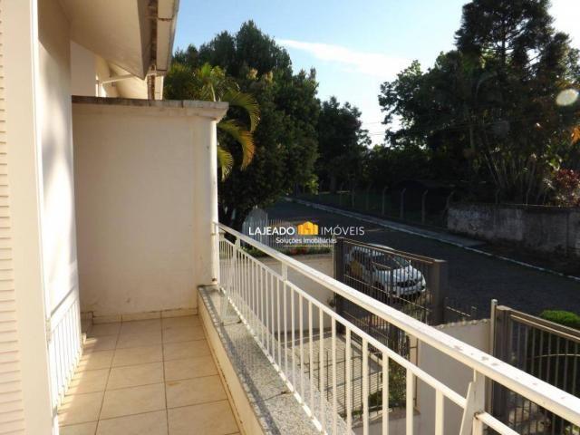 Sobrado com 3 dormitórios para alugar, 167 m² por R$ 2.950,00/mês - Moinhos - Lajeado/RS - Foto 16
