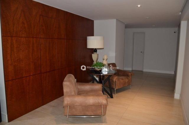 Apartamento com 1 quarto para alugar, 55 m² por R$ 1.100/mês - Centro - Juiz de Fora/MG - Foto 3