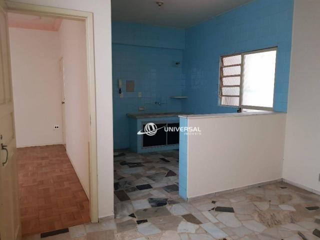 Apartamento com 3 quartos para alugar, 138 m² por R$ 1.800/mês - Centro - Juiz de Fora/MG - Foto 8