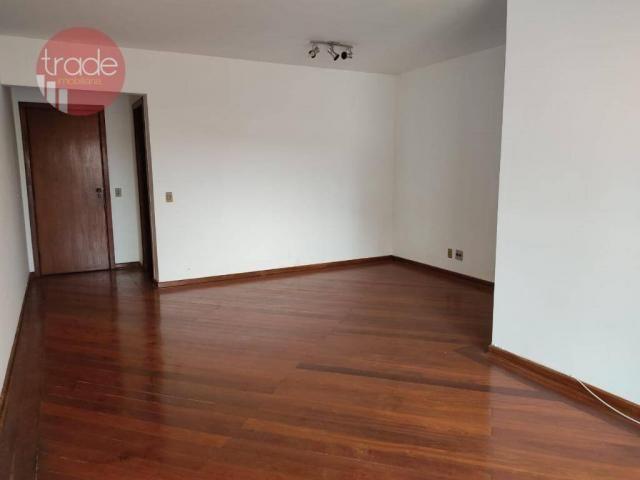 Apartamento com 3 dormitórios à venda, 120 m² por R$ 381.500,00 - Centro - Ribeirão Preto/ - Foto 3