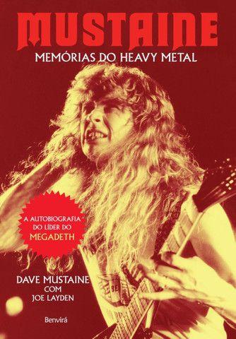 Mustaine: Memórias do Heavy Metal