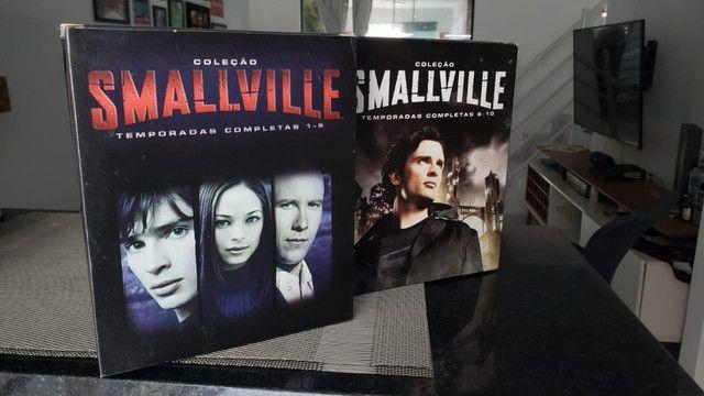 Smallville - Box completo 1ª à 10ª temporada