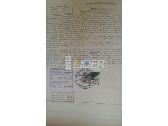 Apartamento à venda com 3 dormitórios em Santa mônica, Uberlandia cod:18438 - Foto 10