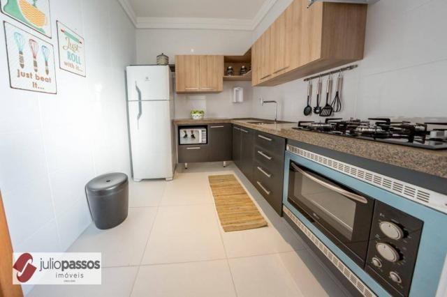 Apartamento com 2 dormitórios à venda, 73 m² por R$ 646.416,14 - Jardins - Aracaju/SE - Foto 4