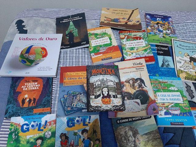 Livros Juvenis e Infantis( preço individual de cada livro na Descrição) - Foto 4