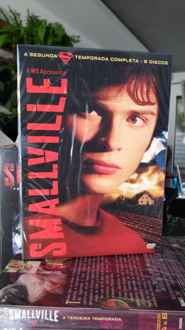 Smallville - Box completo 1ª à 10ª temporada - Foto 4
