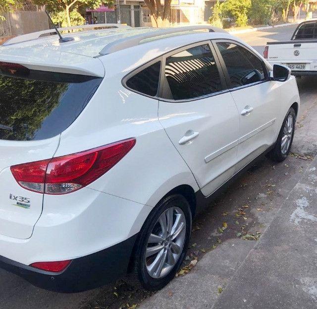 Hyundai IX35 2.0 GLS Flex, Automático 2016 - Foto 4