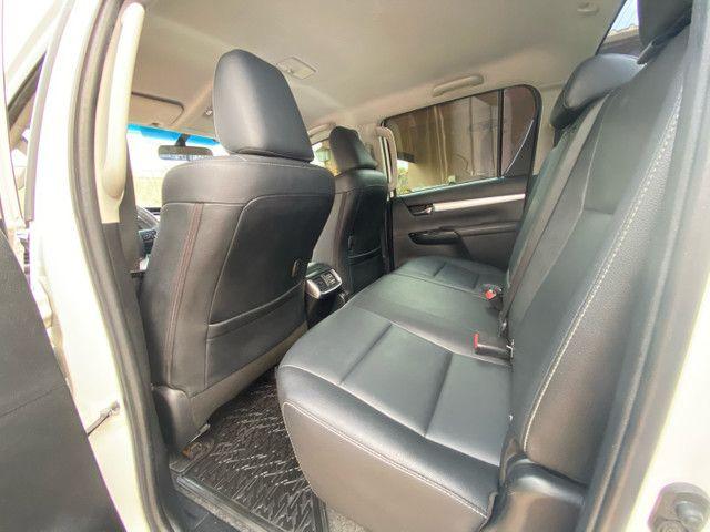 Toyota Hilux SRX 2.8 TDI - Turbo Diesel 4x4  - Impecável - 81Mil Km  - Foto 13