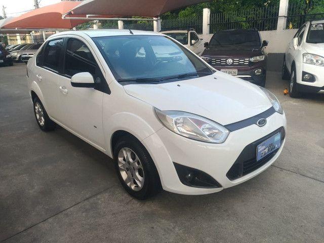 Fiesta Sedan 2014 1.6 Completo - Foto 2