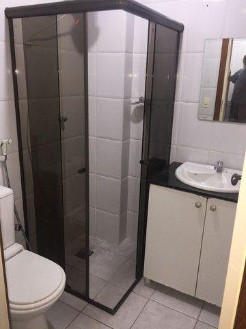 Mobiliado -B Fátima - Prox Ponte - quarto e sala - varanda- 1 vaga - Foto 14