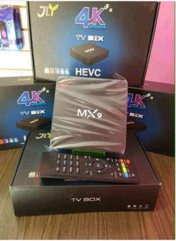 Smart TV Box MX9 4K - Foto 5