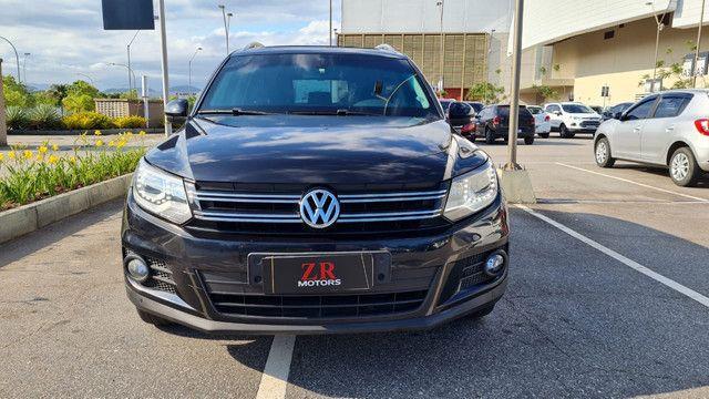 Volkswagen - Tiguan 2014 blindada com teto