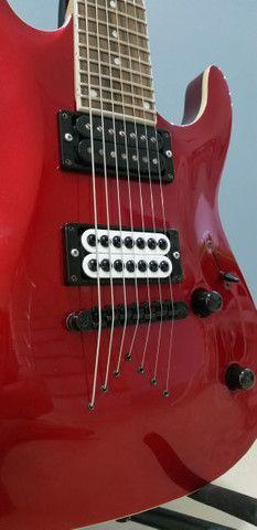 Guitarra Dean Custom 750X 7-Cordas - Foto 2
