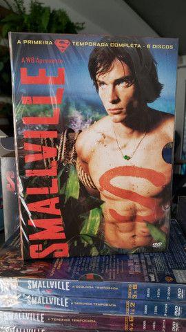 Smallville - Box completo 1ª à 10ª temporada - Foto 3