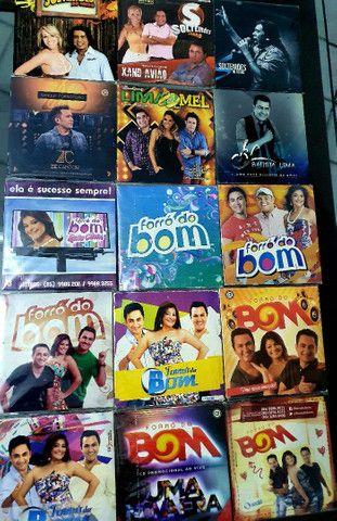 CDS DE FORRO DIVERSOS  - Foto 3