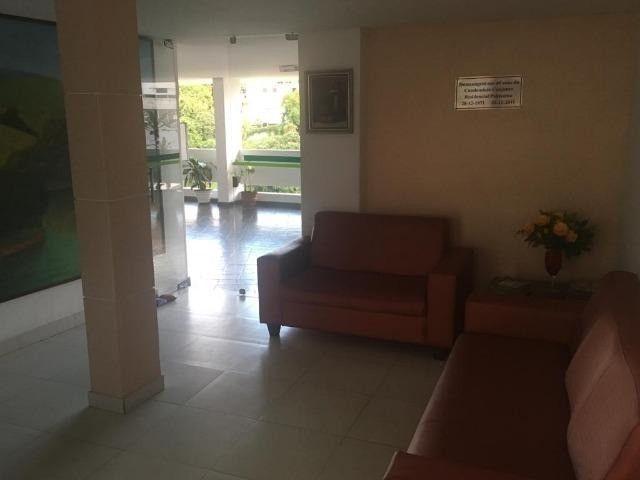 Apartamento, 2/4, no Politeama, com garagem coberta - Foto 9