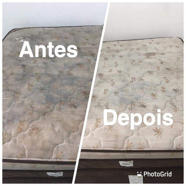 Locação Extratora para limpeza colchão, sofá, banco carro, carpete e outros - Foto 4