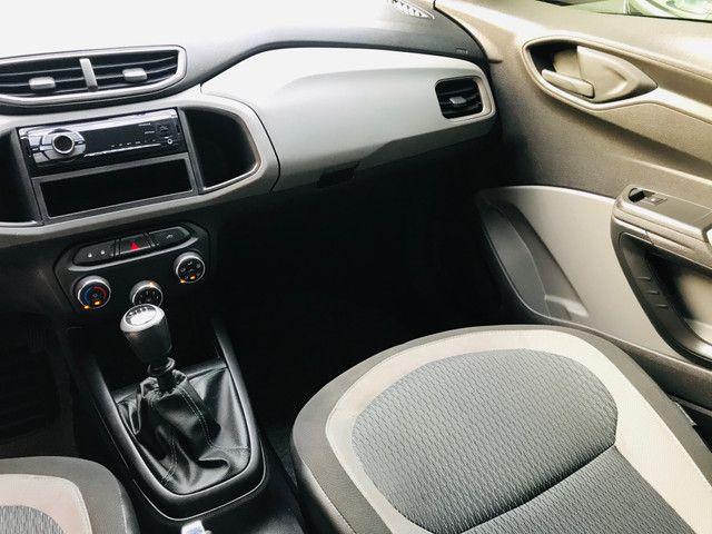 Chevrolet - Onix Lt 1.0 2016 (com apenas 6.600 km Rodados) - Foto 12