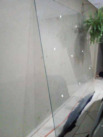 Vidro temperado 10mm - Foto 2