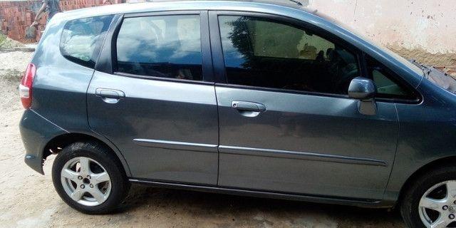 Honda fit 2007 valor 18 mil R$