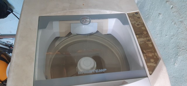 Máquina de lavar brastemp 10k - Foto 2