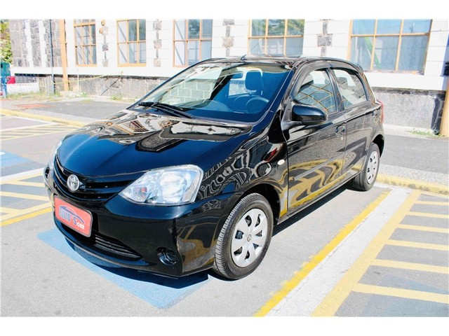 Toyota Etios 2014 1.5 xs 16v flex 4p manual - Foto 2