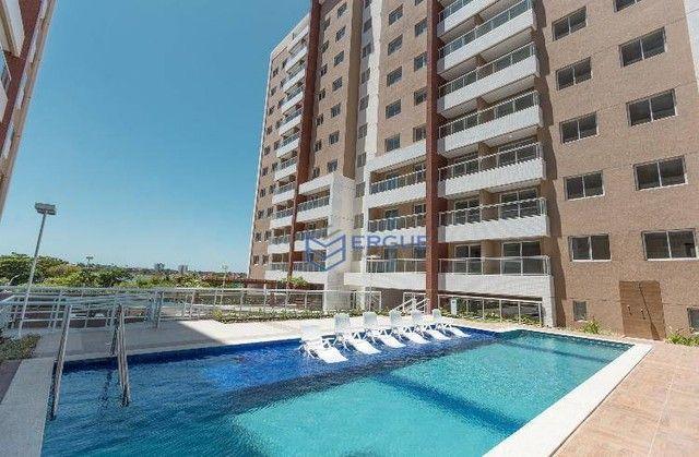 Apartamento com 2 dormitórios à venda, 57 m² por R$ 371.910,17 - Jóquei Clube - Fortaleza/ - Foto 6