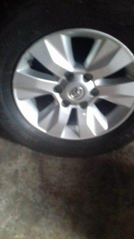 Vendo rodas da hilux  - Foto 3