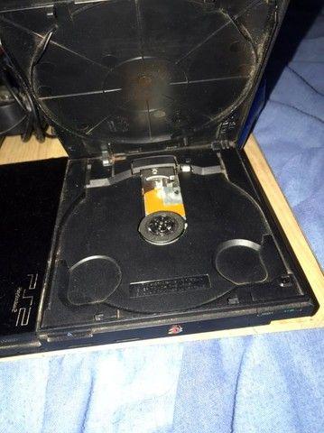 PlayStation 2 ps2 para reparo ou retirada de peças - Foto 2