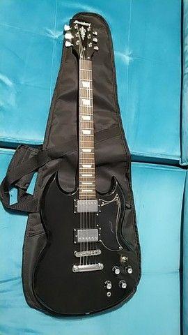 Guitarra Strinberg SG CLG24 - Com alguns meses de uso.