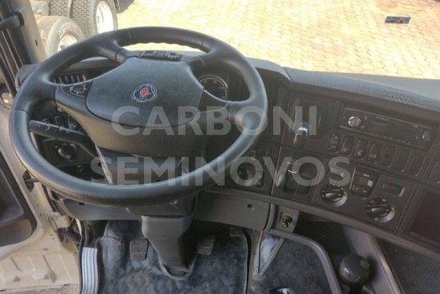 Scania R 420 6X2, ano 2011/2011  - Foto 5