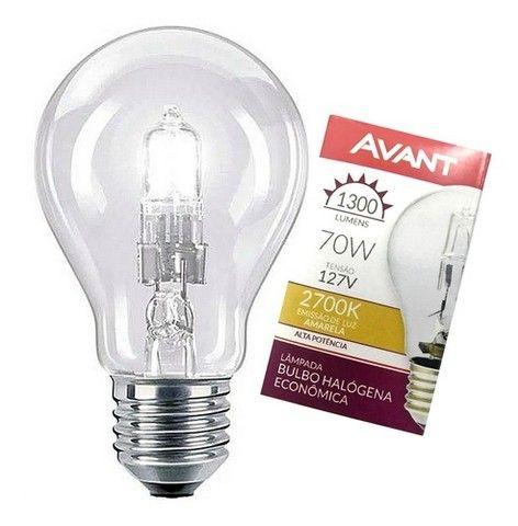 Lampada Halogena A55 70W 127V Avant - Foto 3