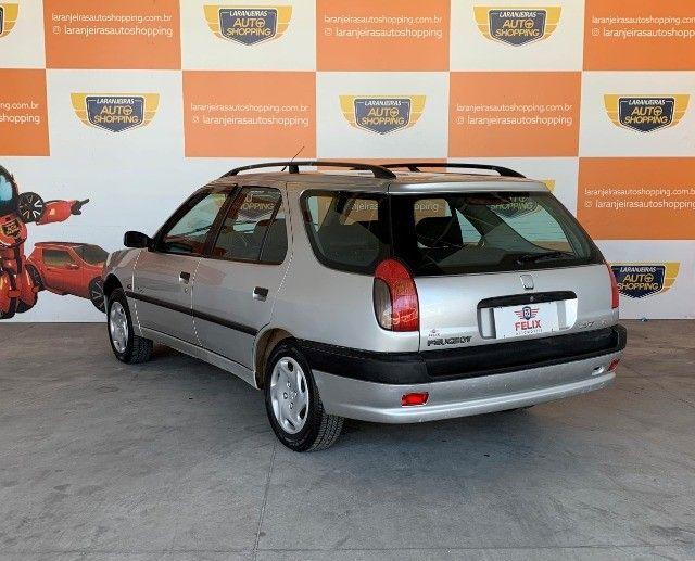 Peugeot 306 SW Passion 1999 Completo carro de repasse  - Foto 5
