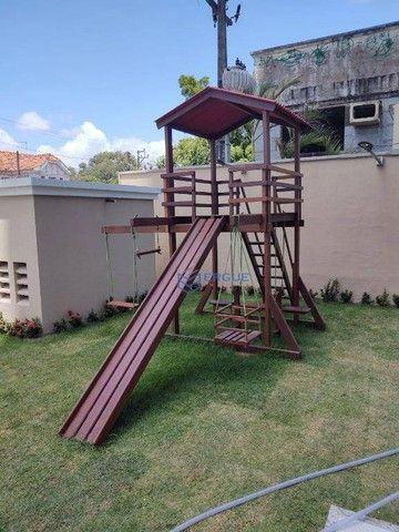 Apartamento com 2 dormitórios à venda, 56 m² por R$ 317.817,92 - Jacarecanga - Fortaleza/C - Foto 10