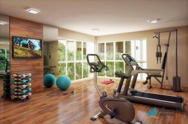 Apartamento c/3 quartos à venda, 77 m² por R$ 359.504 - Eusébio - Eusébio/CE - Foto 8