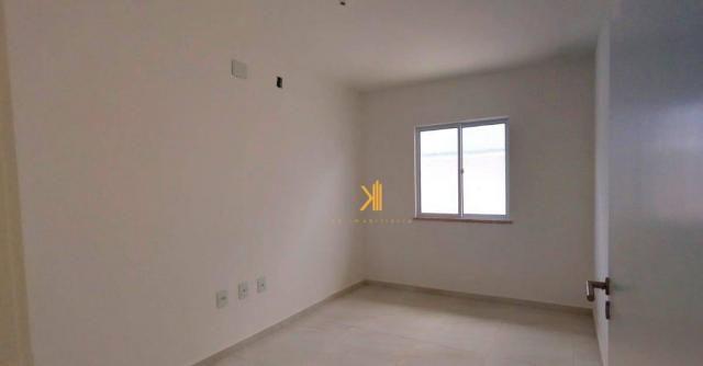 Casa com 3 dormitórios sendo 2 suítes à venda, 89 m² por R$ 265.000 - Urucunema - Eusébio/ - Foto 4