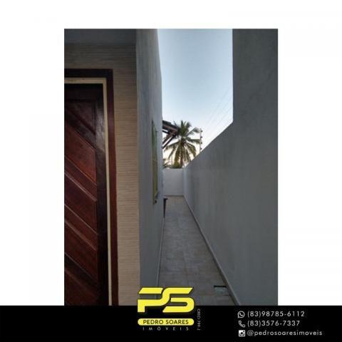 Casa com 1 dormitório à venda, 162 m² por R$ 175.000 - Jacumã - Conde/PB - Foto 2