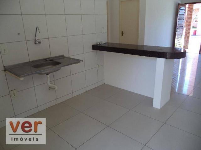 Casa para alugar, 60 m² por R$ 600,00/mês - Itapoã - Caucaia/CE - Foto 12