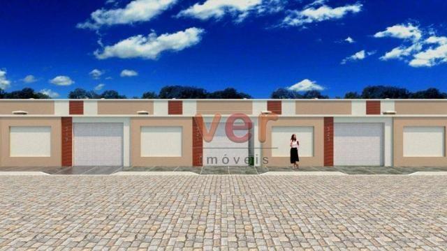 Casa à venda, 85 m² por R$ 160.000,00 - Centro - Itaitinga/CE - Foto 4