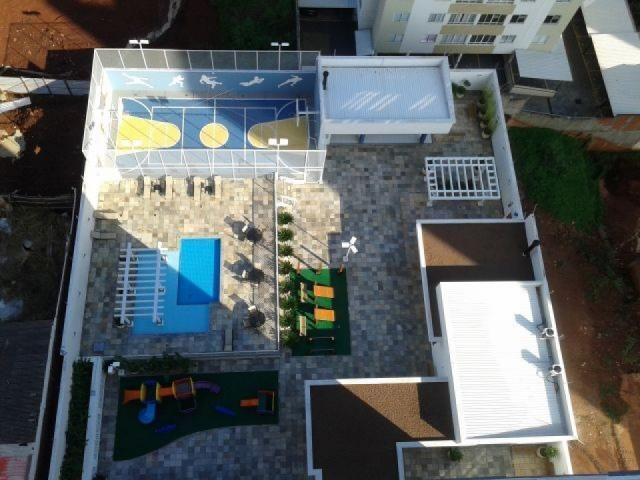 8062 | Apartamento para alugar com 3 quartos em Vila Cleòpatra, Maringá - Foto 3