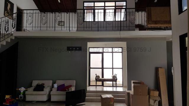 Imóvel com dupla aptidão, construção ampla, possuindo uma área total construída de 450 m² - Foto 9