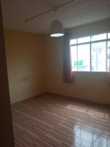 Apartamento com 3 dormitórios para alugar, 57 m² por R$ 980,00/mês - Jardim Aeroporto - Vá - Foto 10